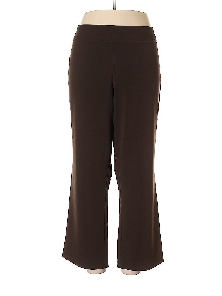 DressBarn Women Casual Pants Size 18 (Plus)