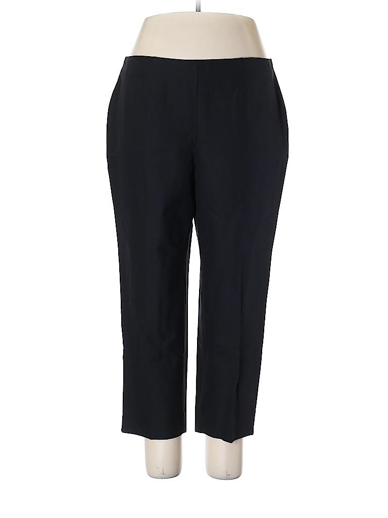 Lands' End Women Dress Pants Size 16W