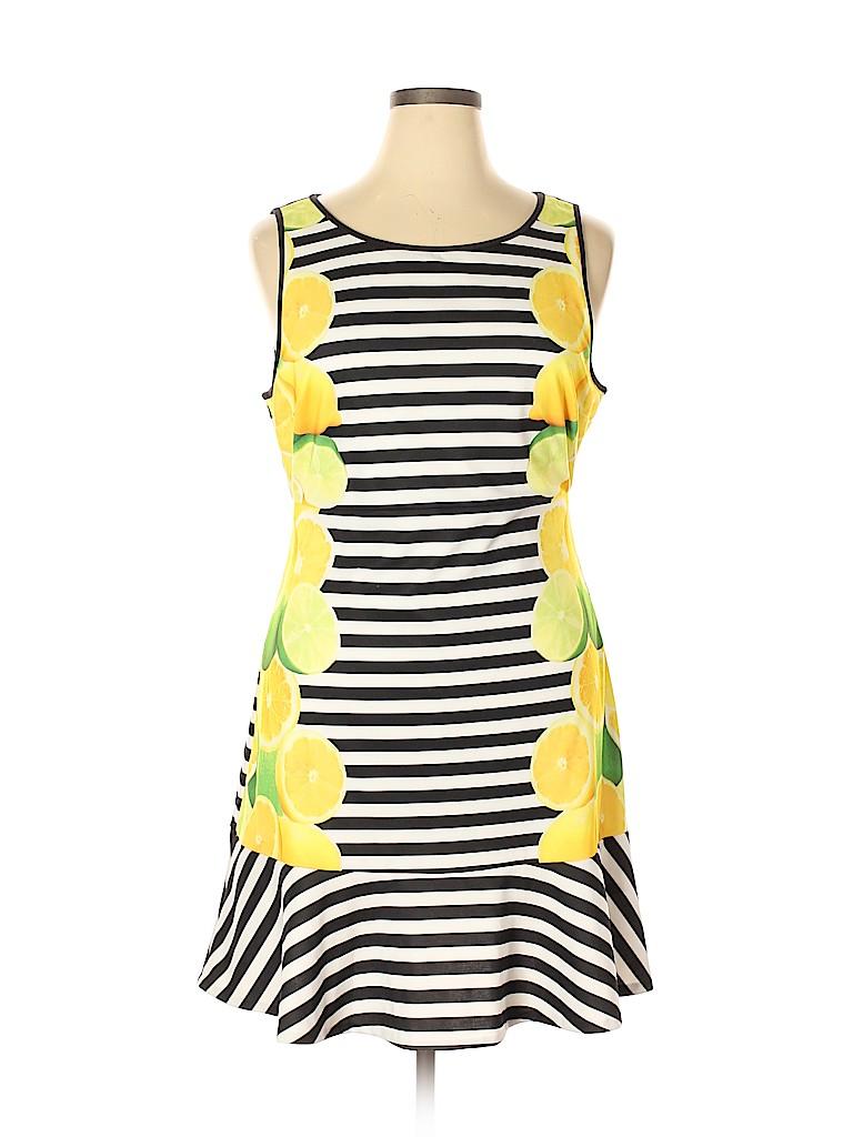 Elle Women Casual Dress Size 16