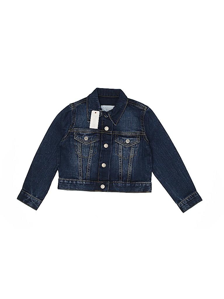 Gymboree Girls Denim Jacket Size 4T