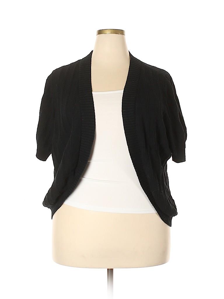 Croft & Barrow Women Cardigan Size 3X (Plus)