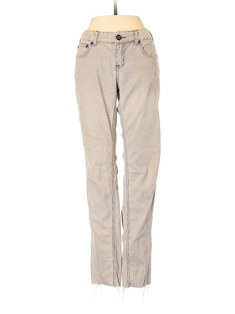 Free People Women Linen Pants Size 28 (Plus)