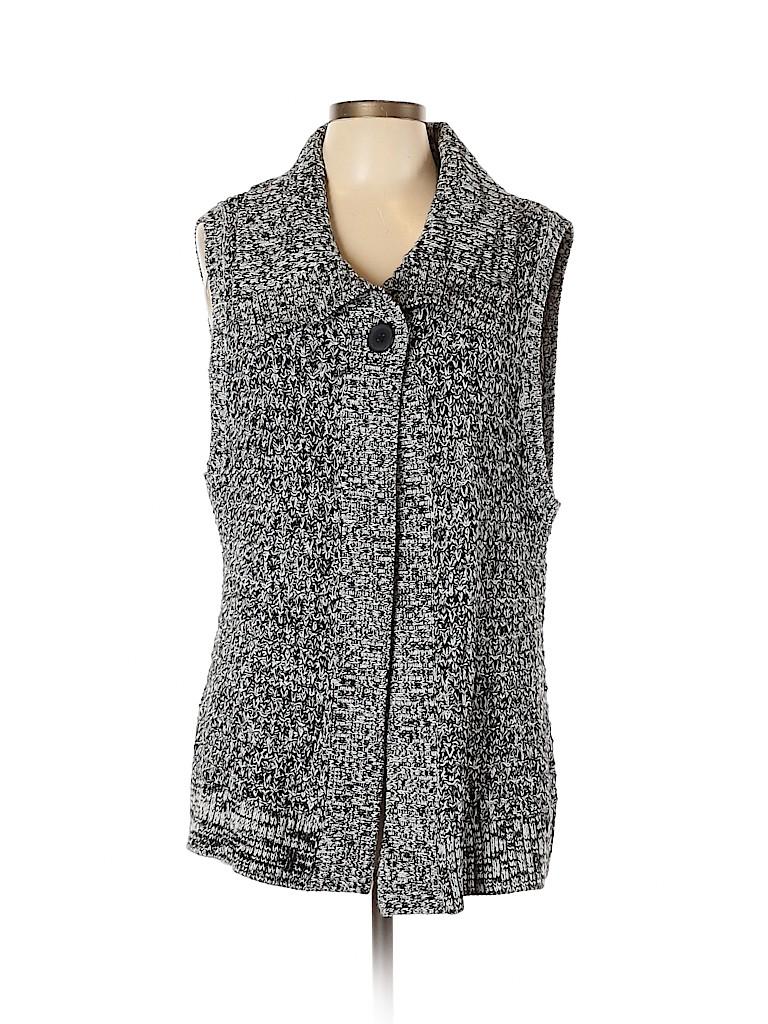 Westbound Women Sweater Vest Size XL