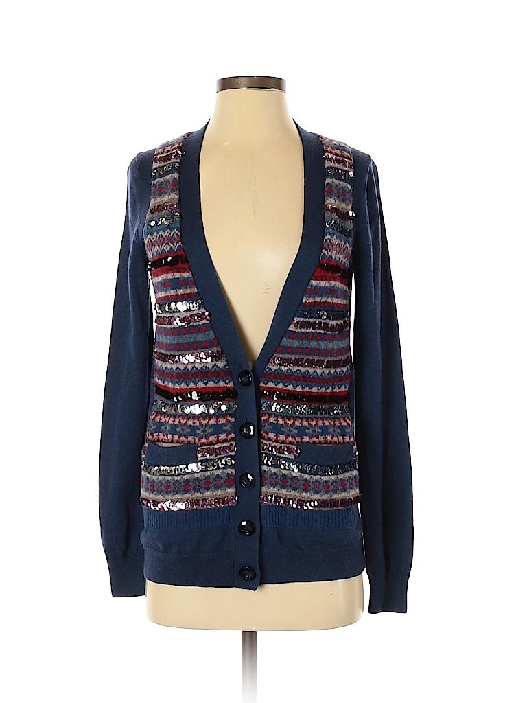 Marc by Marc Jacobs Women Wool Cardigan Size XS