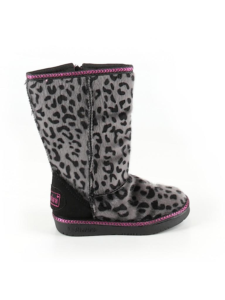 Skechers Girls Boots Size 10