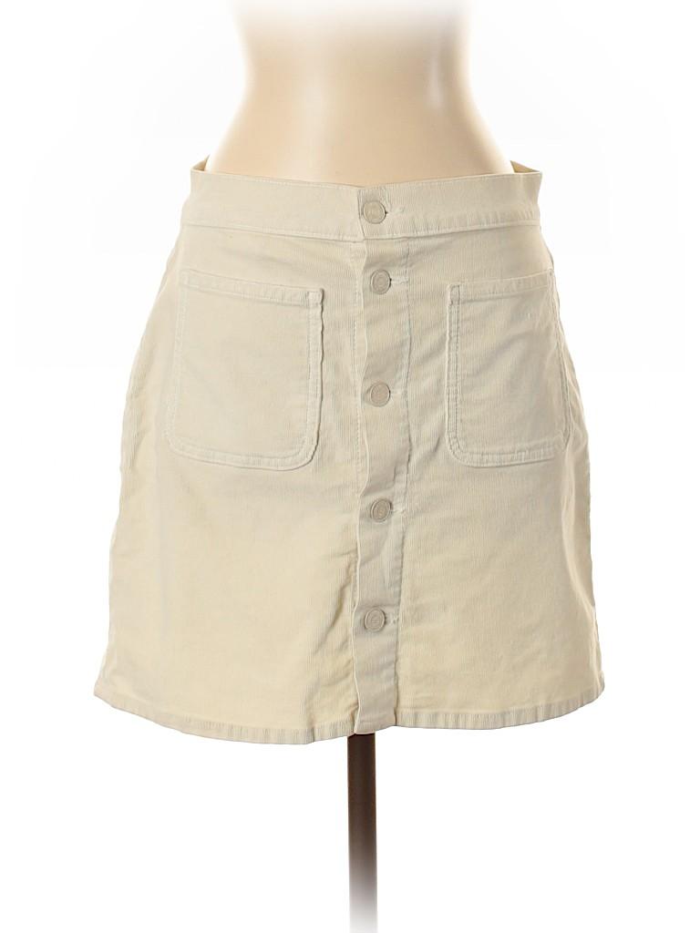 Mother Women Casual Skirt 27 Waist