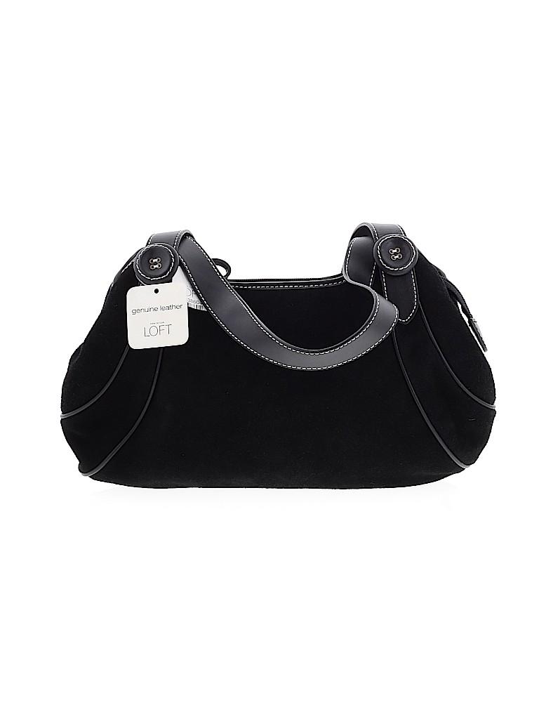 Ann Taylor LOFT Women Leather Shoulder Bag One Size