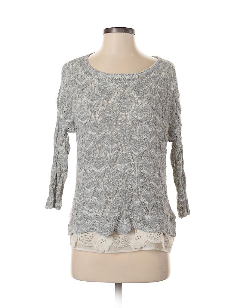 Orange Creek Women Pullover Sweater Size Sm - Med