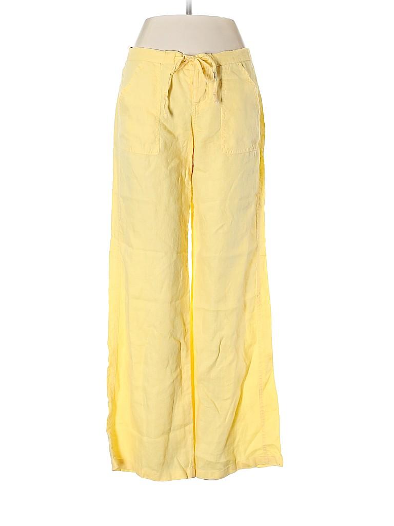 Gap Outlet Women Linen Pants Size 2
