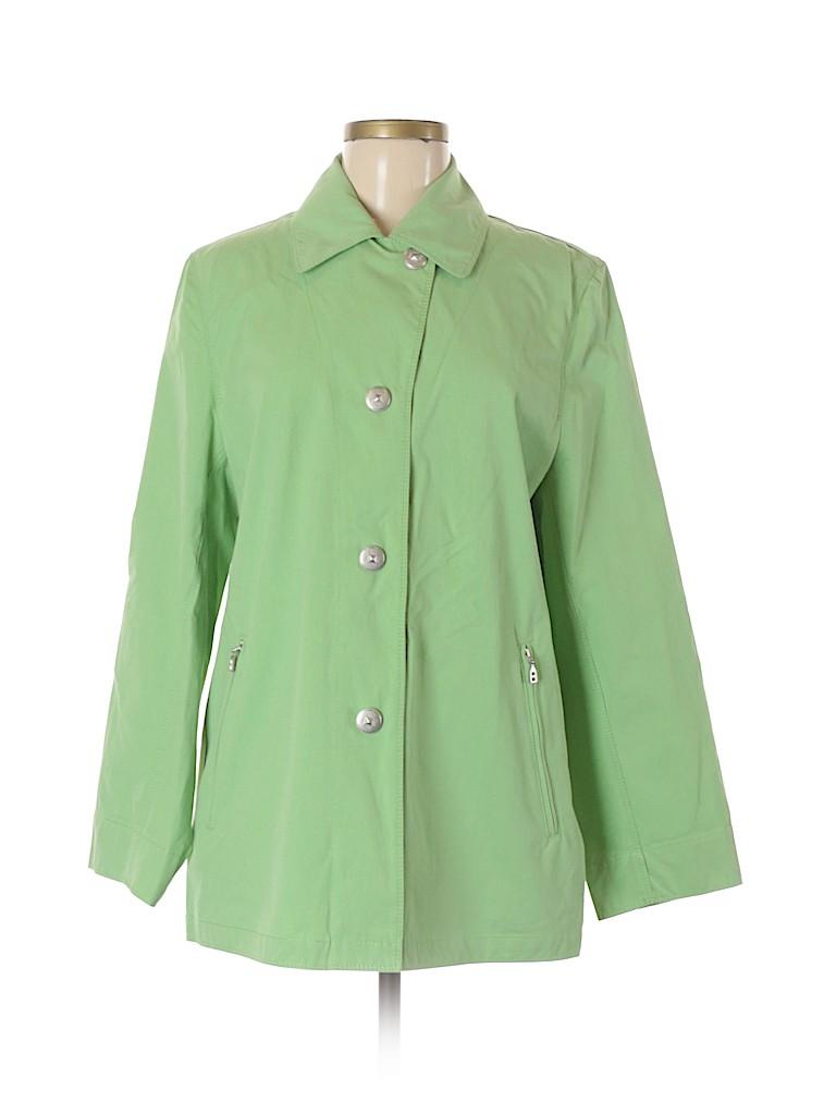 Max Mara Women Raincoat Size 42 (IT)
