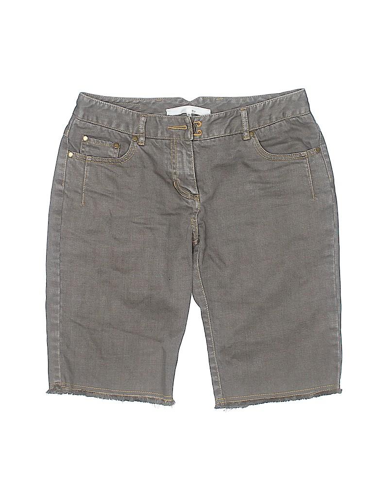 3.1 Phillip Lim Women Denim Shorts Size 6
