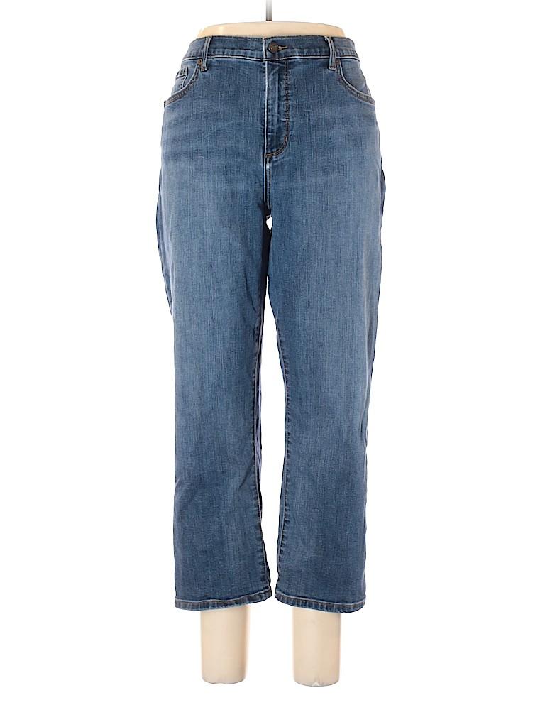 Banana Republic Women Jeans 34 Waist