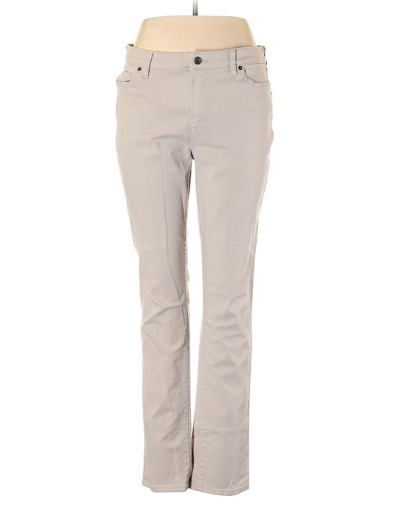 Lands' End Women Jeans Size 14