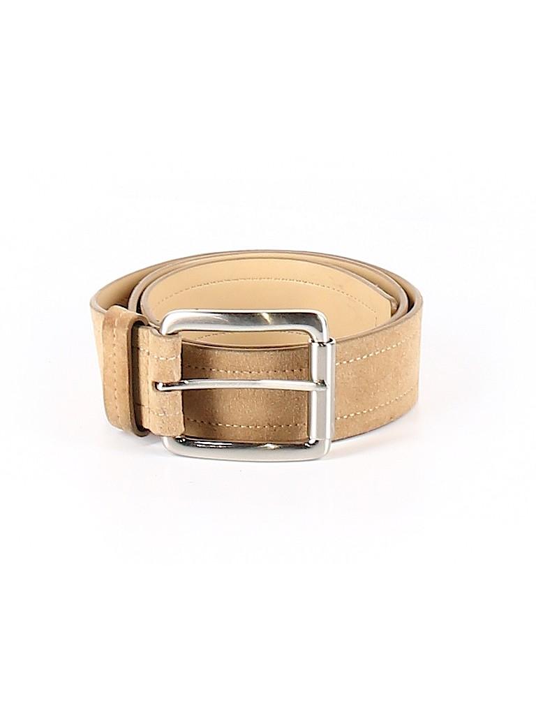 WCM New York Women Leather Belt Size M