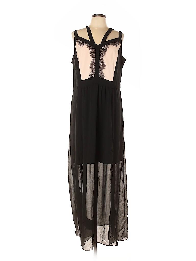 City Chic Women Cocktail Dress Size 18 Plus (M) (Plus)