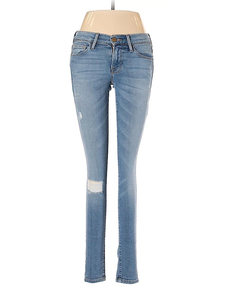 FRAME Denim Women Jeans 25 Waist