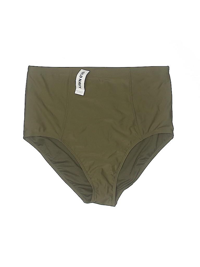 Old Navy Women Swimsuit Bottoms Size L
