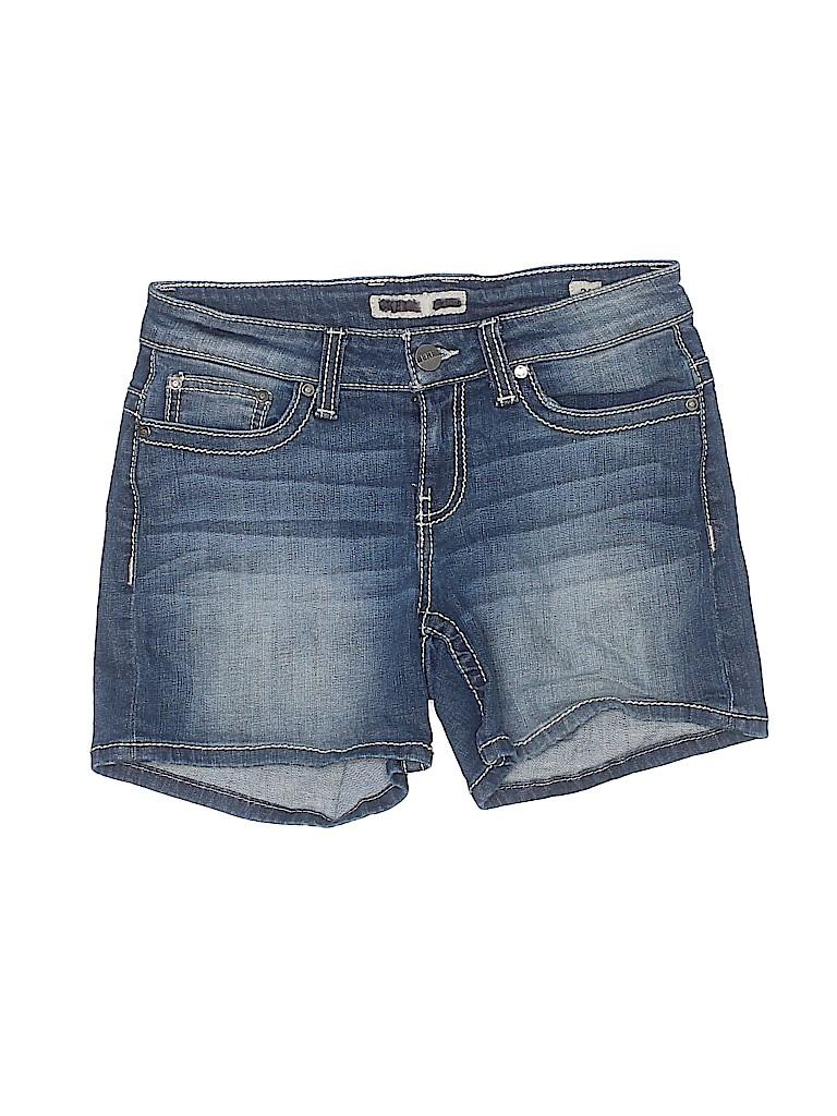 BKE Women Denim Shorts 26 Waist