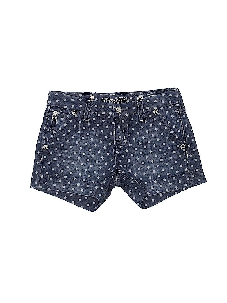 Miss Me Women Denim Shorts 34 Waist