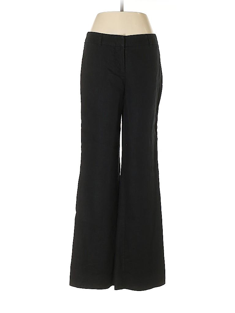 Madison Women Linen Pants Size 4