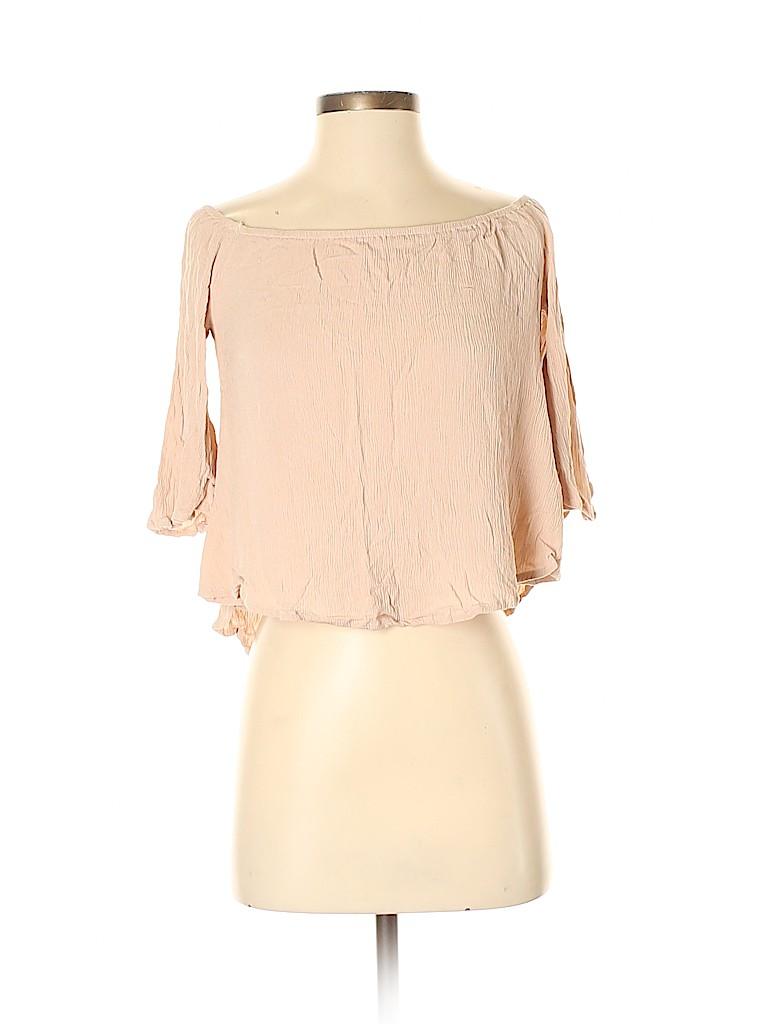 TOBI Women 3/4 Sleeve Blouse Size S
