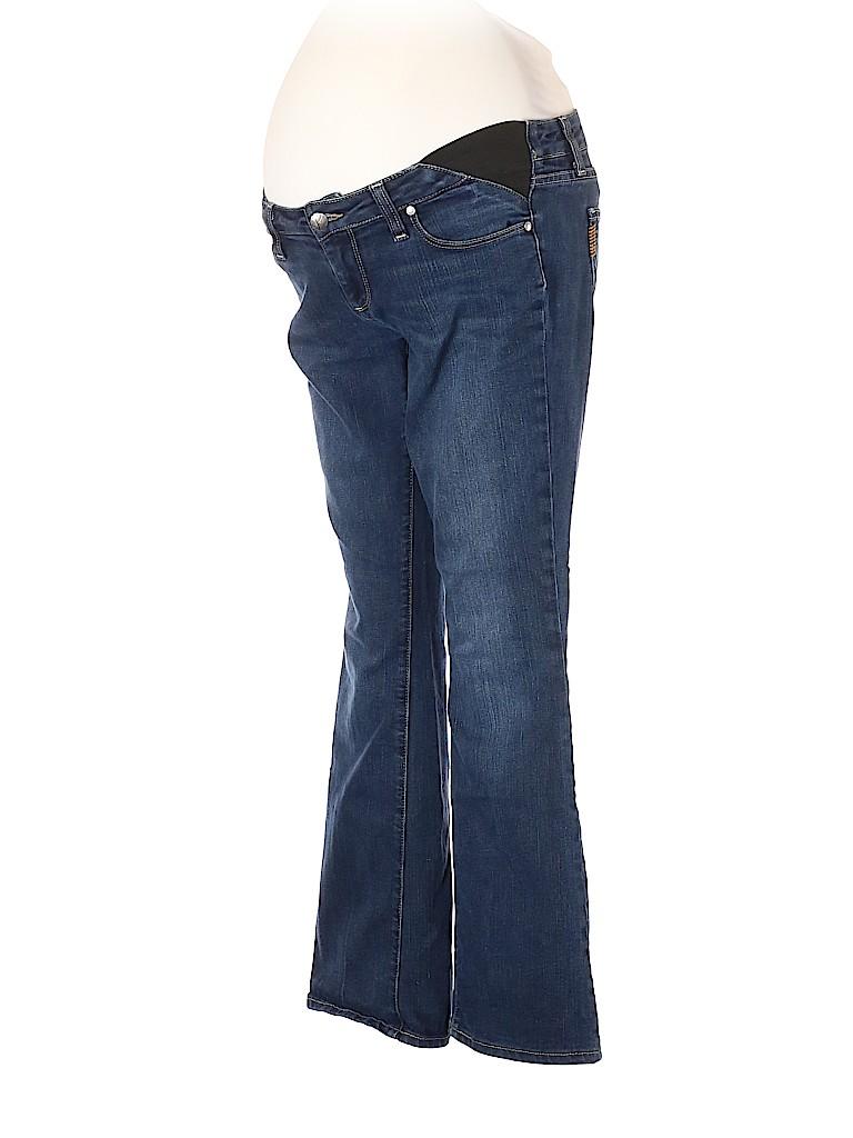 Paige Women Jeans 27 Waist (Maternity)