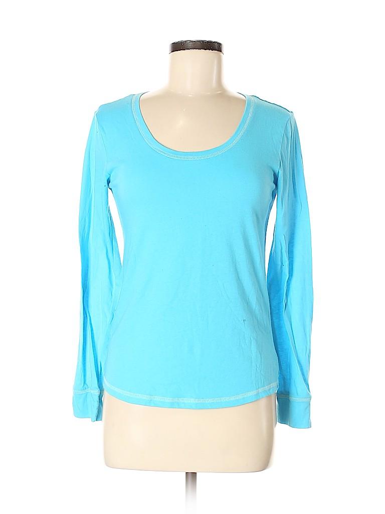 Joe Boxer Women Long Sleeve T-Shirt Size M