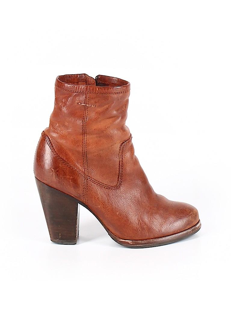 FRYE Women Ankle Boots Size 6