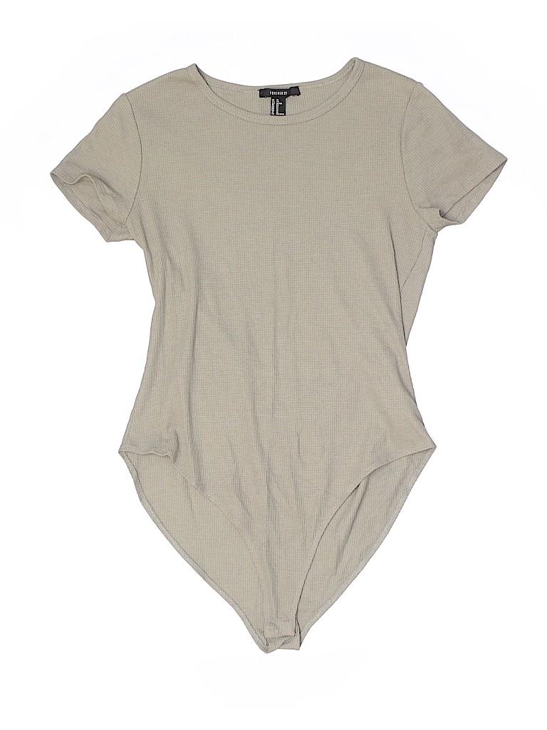 Forever 21 Women Bodysuit Size XL