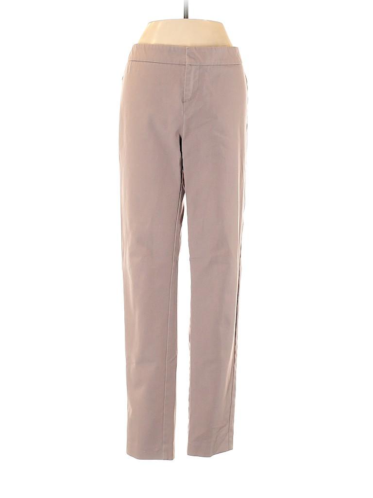 Ecru Women Dress Pants Size 4