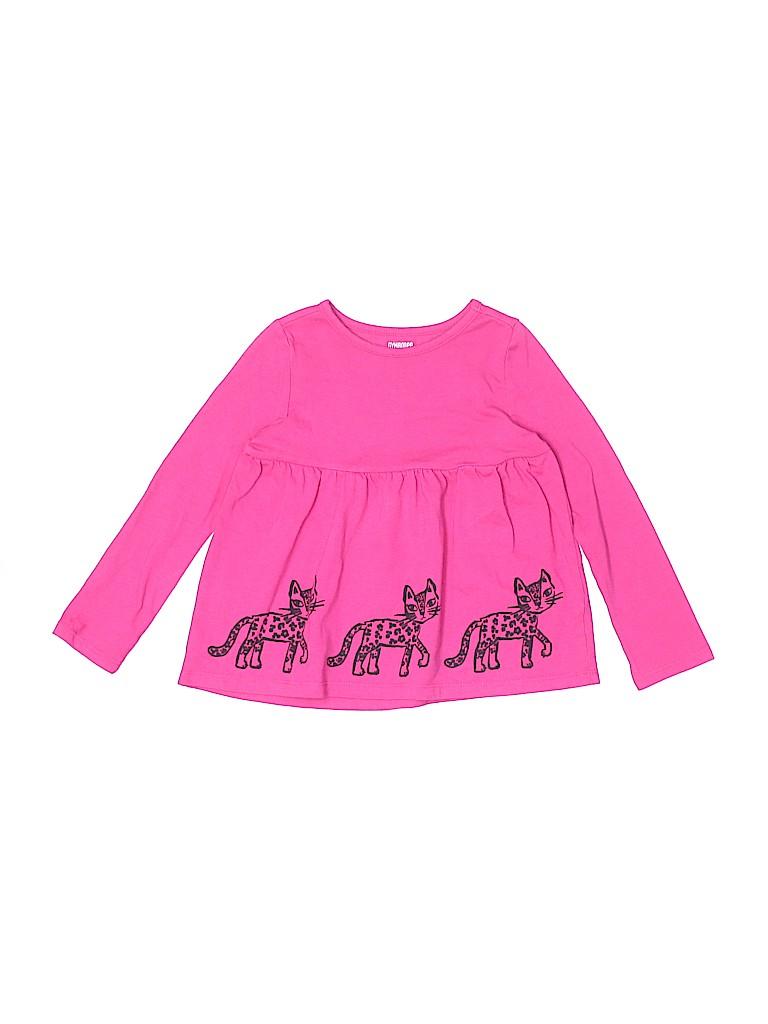Gymboree Girls Long Sleeve T-Shirt Size 5T