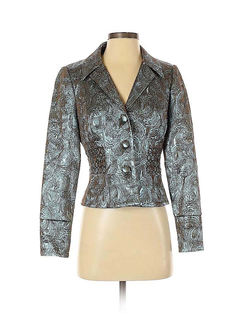 Carmen Marc Valvo Collection Women Jacket Size 2