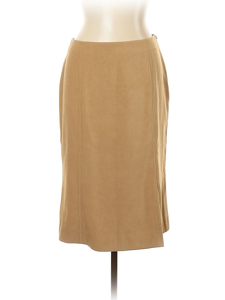 Harold's Women Faux Leather Skirt Size 10