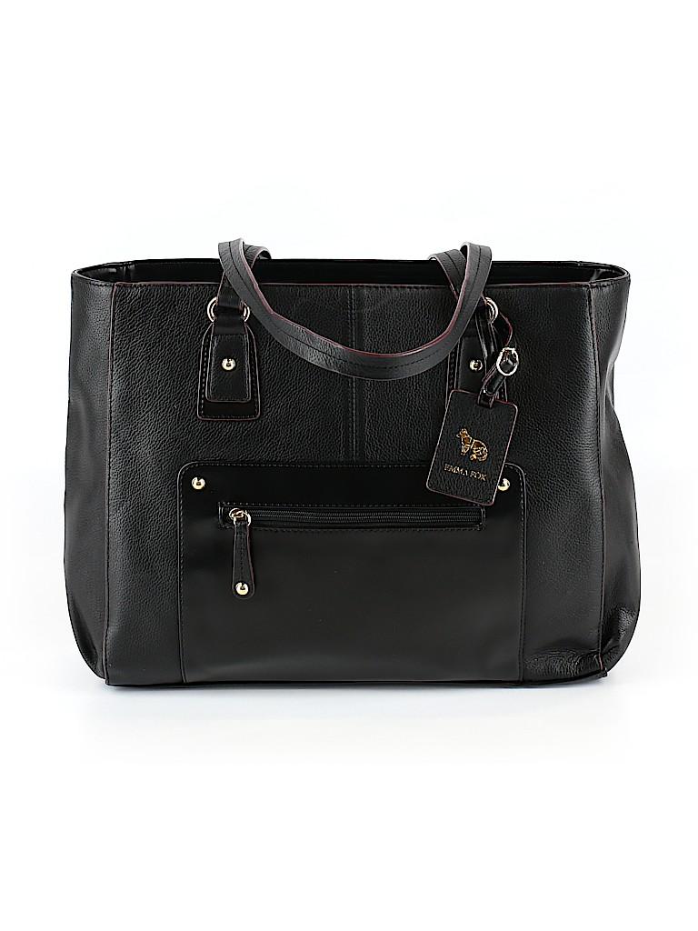 Assorted Brands Women Leather Shoulder Bag One Size