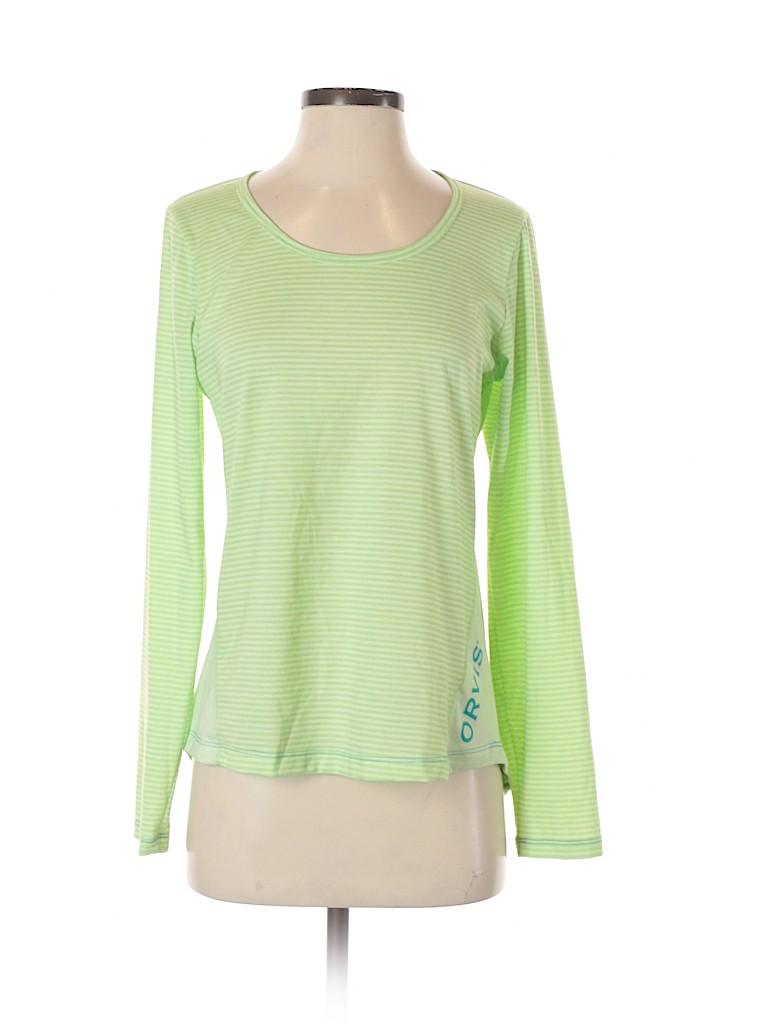 Orvis Women Active T-Shirt Size M