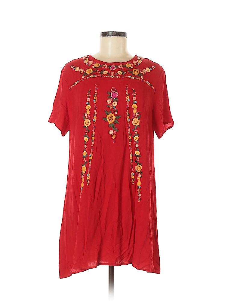 Umgee Women Casual Dress Size L