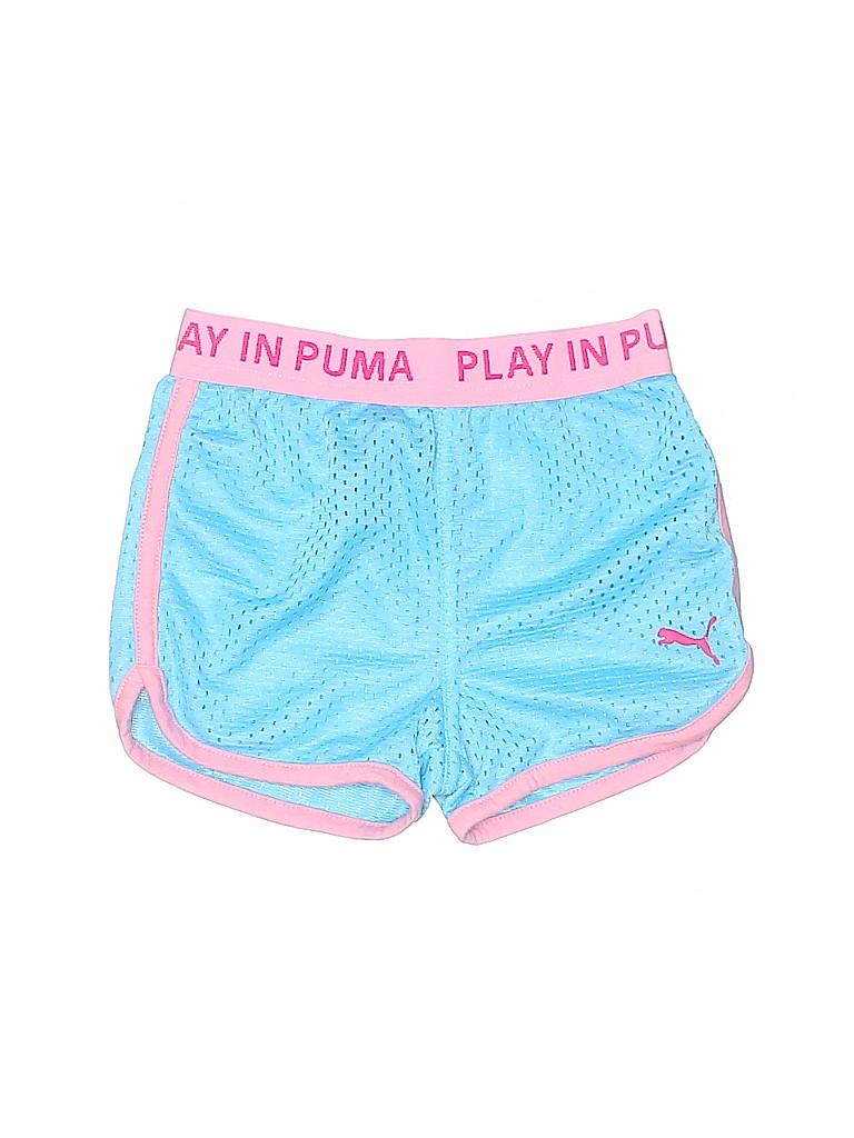 Puma Girls Athletic Shorts Size 18 mo