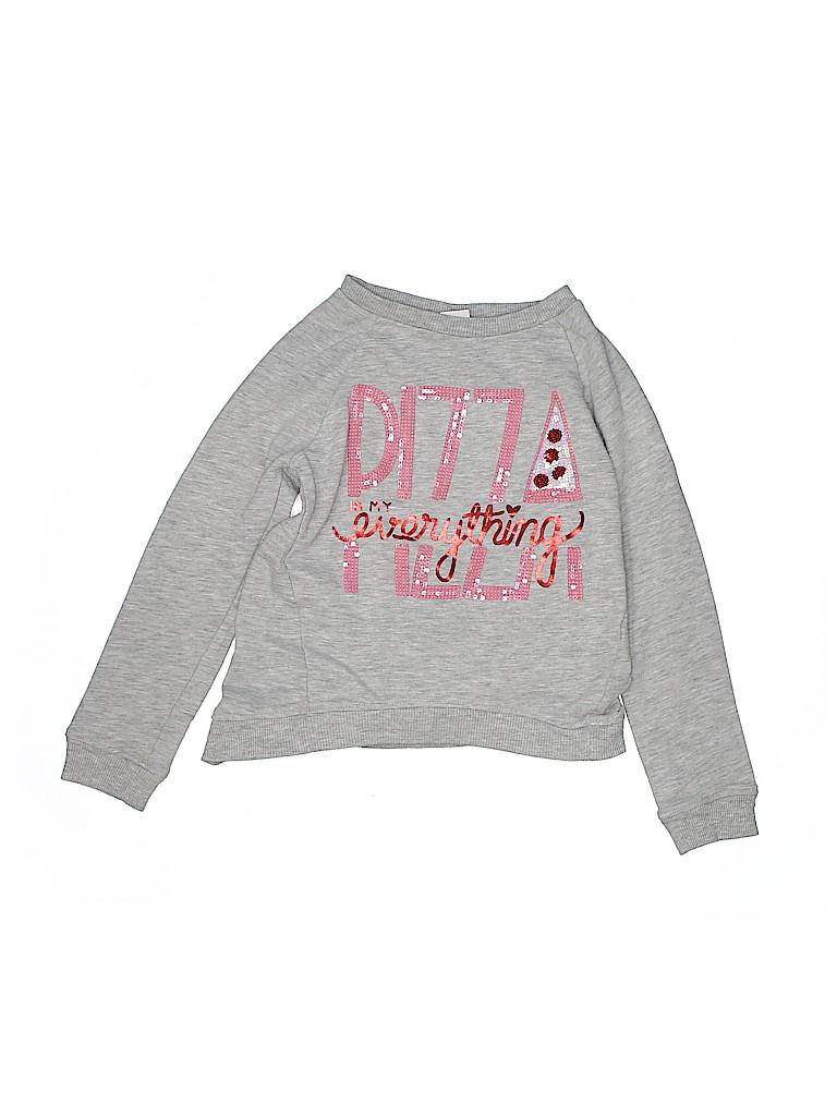 Gymboree Girls Sweatshirt Size M (Kids)