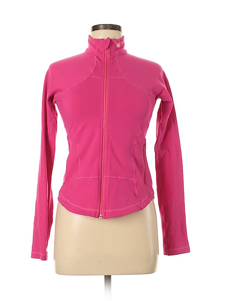 Lululemon Athletica Women Track Jacket Size 6