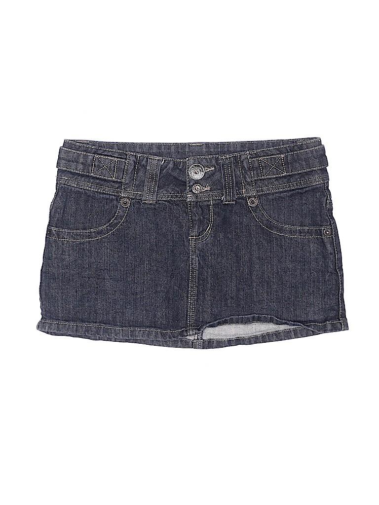 Guess Jeans Women Denim Skirt 26 Waist