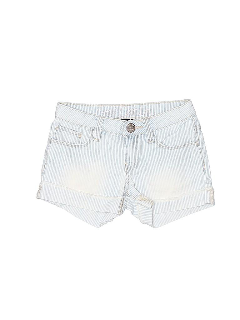 Gap Kids Girls Denim Shorts Size 7