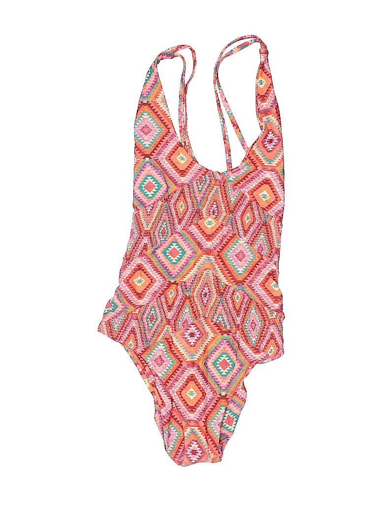Tori Praver Women One Piece Swimsuit Size XL