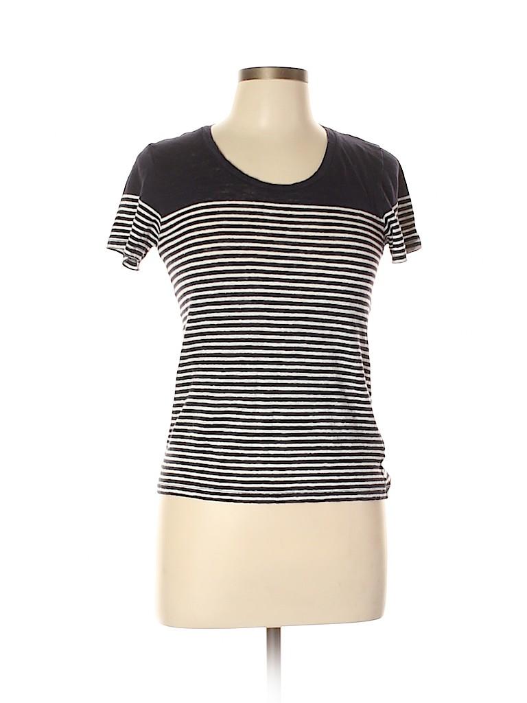 J. Crew Women Short Sleeve T-Shirt Size L