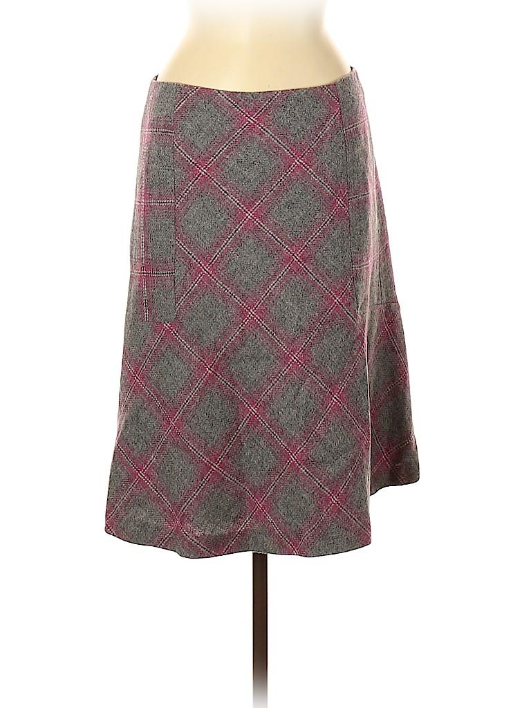 Talbots Women Wool Skirt Size 6