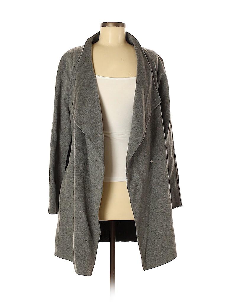 Vince. Women Wool Coat Size M