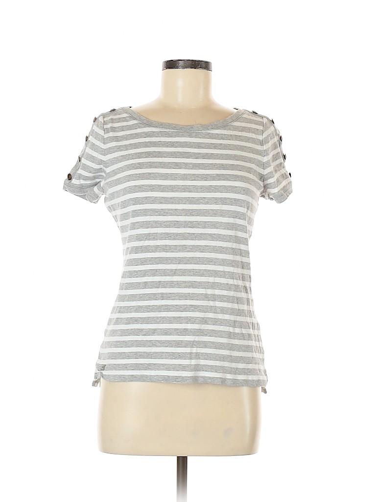 Lauren by Ralph Lauren Women Short Sleeve Top Size L