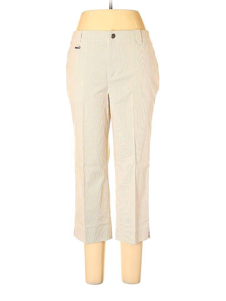 L-RL Lauren Active Ralph Lauren Women Khakis Size 10