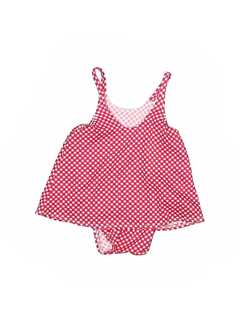 Baby Gap Girls One Piece Swimsuit Size L (Infants)