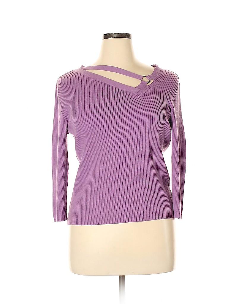 Cato Women Pullover Sweater Size XL