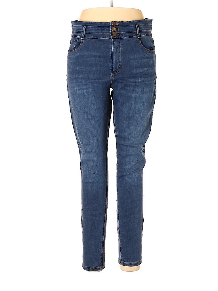 Ann Taylor Women Jeans Size 14